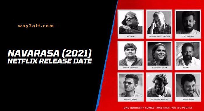 Navarasa Netflix Release Date